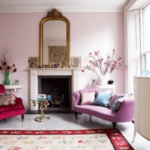 Une décoration romantique pour un intérieur poétique