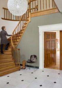 Peindre un couloir : trouver la bonne couleur!