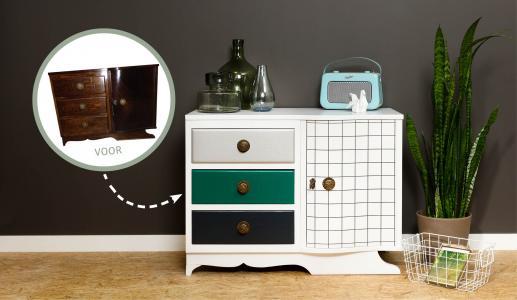 Donnez du style à votre mobilier !