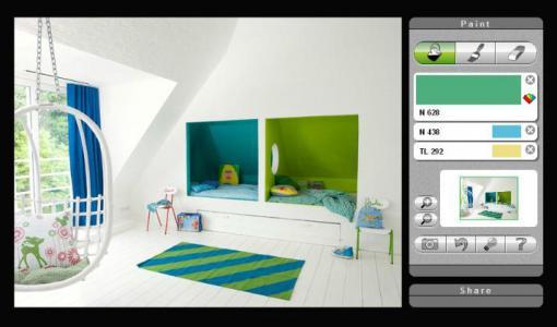Simulateur de peinture : trouvez la bonne couleur!