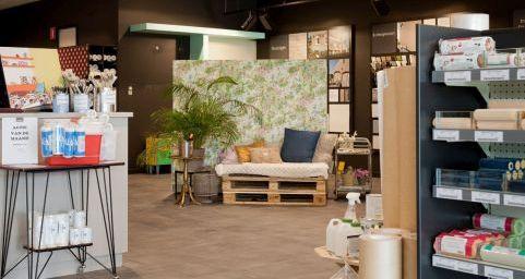 Atelier: Pimp je meubel (transparant) chez COLORA KUURNE