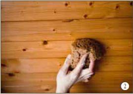 blog comment peindre un plafond en bois. Black Bedroom Furniture Sets. Home Design Ideas