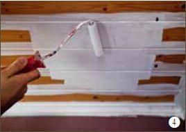 comment peindre un plafond en bois - Comment Peindre Un Plafond Facilement