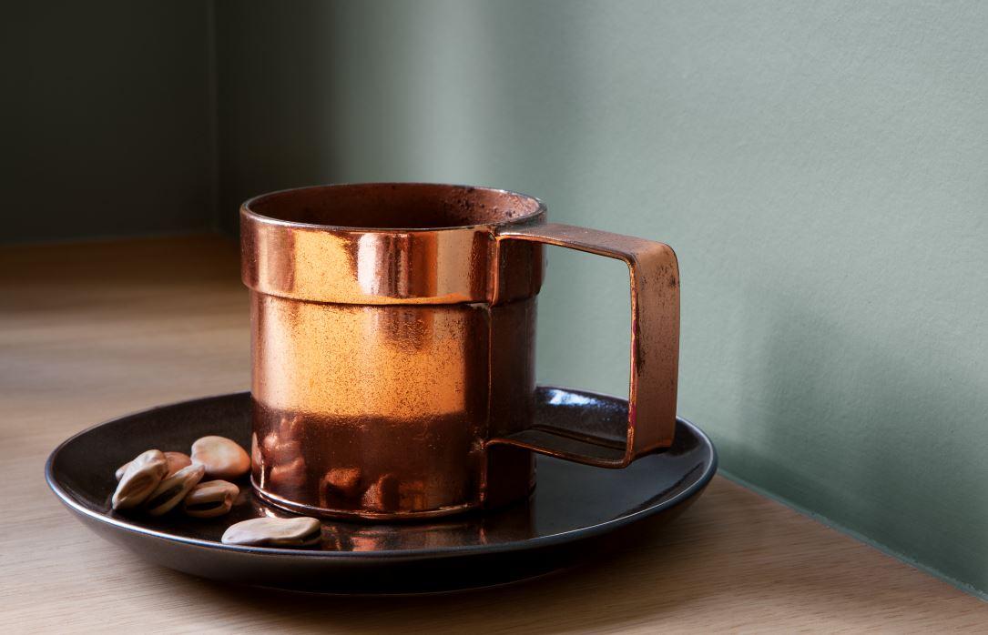 blog tendances d co la couleur cuivre dans votre. Black Bedroom Furniture Sets. Home Design Ideas