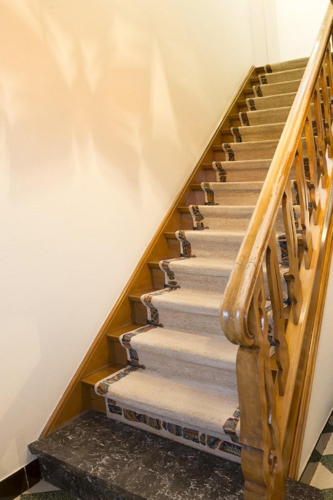 Assez Blog - Peindre un escalier - colora.be FA01