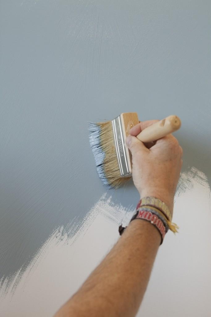 techniques décoratives en peinture Beau
