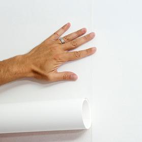 Voile et papier peint