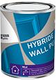 Peinture parfaitement lavable Hybride wall pu