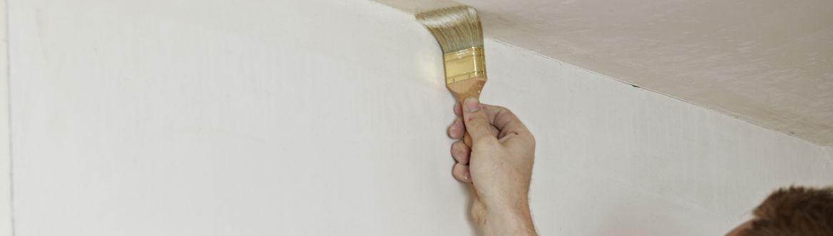 Doe het zelf: Plafond schilderen