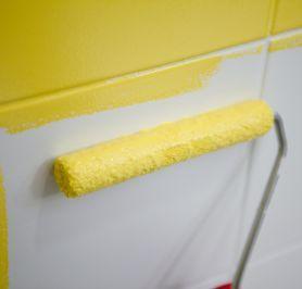 Doe het zelf: Badkamer schilderen
