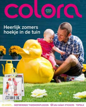 Colora magazine Juni 2013