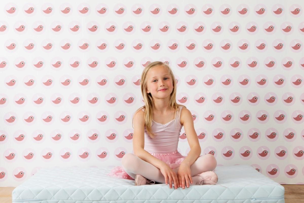 Peindre la chambre d'enfants