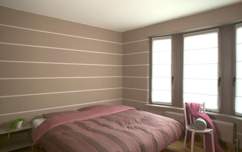 Slaapkamer schilderen