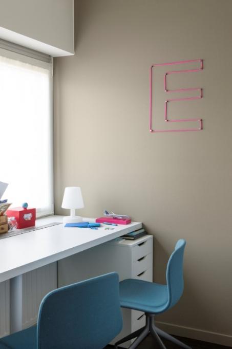 Peindre le bureau