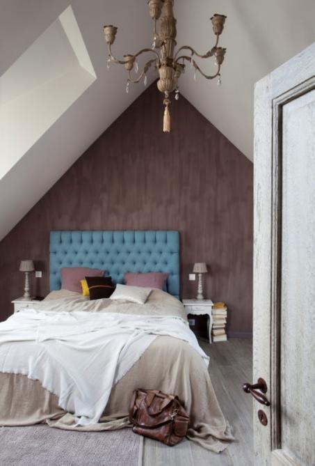 Peindre la chambre à coucher