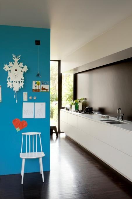 Keuken fineer schilderen keuken houten verven de oude bank bijzondere for Schilderen moderne volwassen kamer