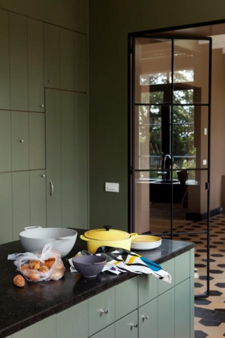 Peindre la cuisine