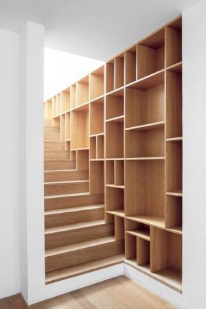 Armoires et espaces de rangement: soyez créatif!