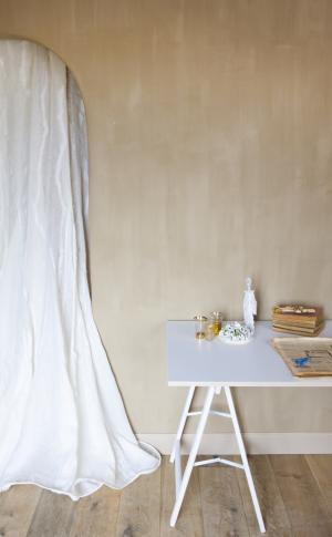 La peinture à la chaux, la peinture écologique par excellence