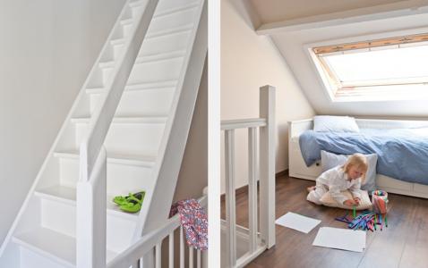 Blog vergroot je ruimte met lichte verfkleuren - Welke kleur verf voor een kamer ...