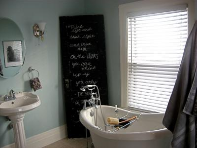 Les meilleures couleurs pour la salle de bains