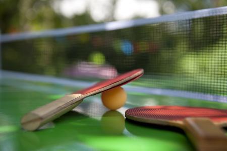 DIY table de ping-pong
