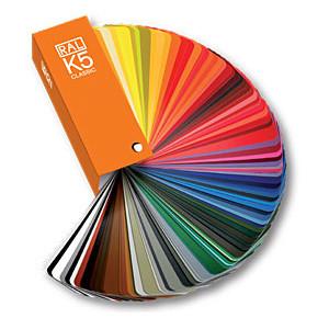 RAL kleuren om van te dromen