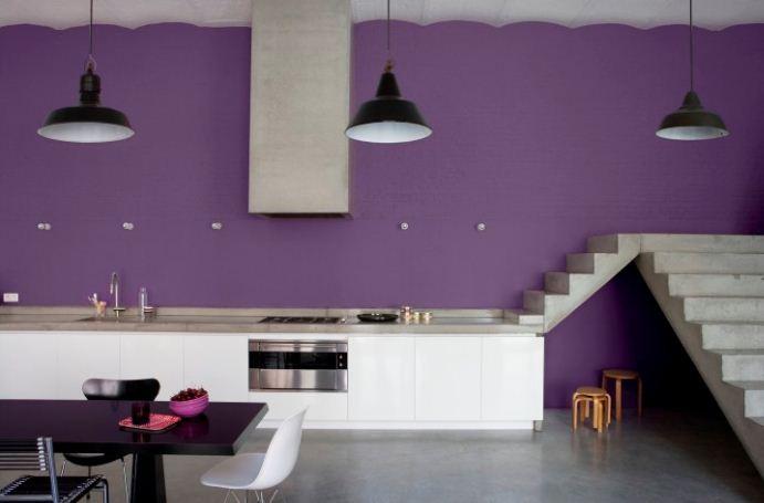 Un mur de couleur : toujours tendance?