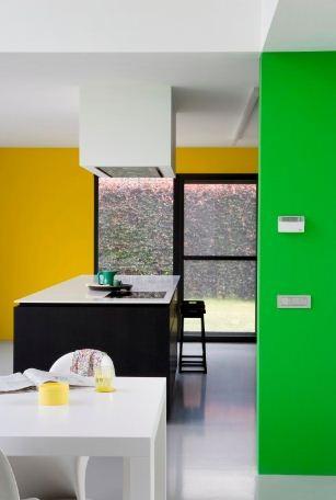 Couleur mur cuisine changer de dco mur de cuisine meubles for Ikea glace murale