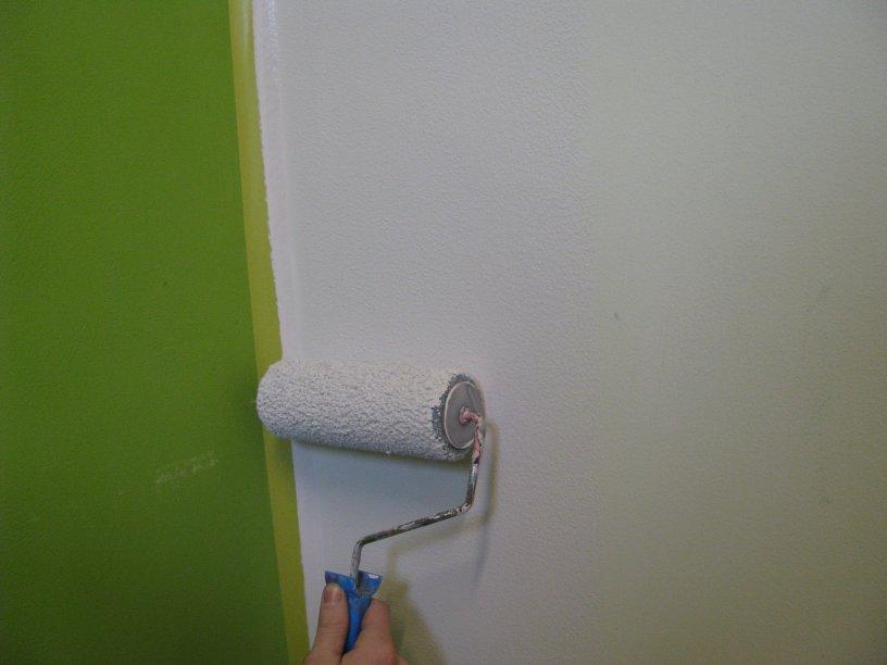 Keuken Schilderen Kleuren : Kleuren schilderen: hoe een perfecte lijn aanhouden?