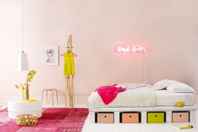 Kleuren Voor Slaapkamer 2013 : Blog - Zomerse pastelkleuren voor een ...