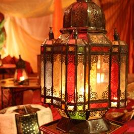 Couleurs marocaines : un intérieur à l'ambiance méditérannéenne