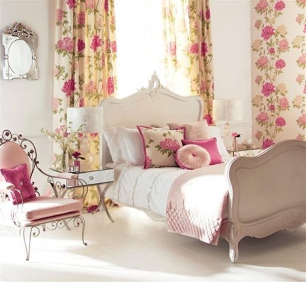 blog une d coration romantique pour un int rieur po tique. Black Bedroom Furniture Sets. Home Design Ideas