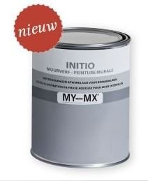 Verf kopen: ontdek de nieuwe budgetvriendelijke colora verf Initio