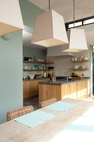 Blog de keuken schilderen tips en idee n - Verf keuken lichtgrijs ...