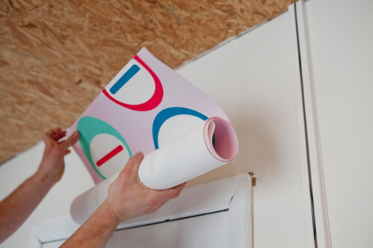 Les tendances en papier peint avec We Are Colour