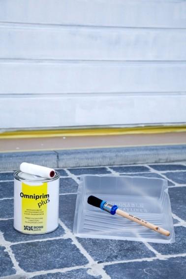 Pvc schilderen: buitenschrijnwerk in een nieuw kleurtje