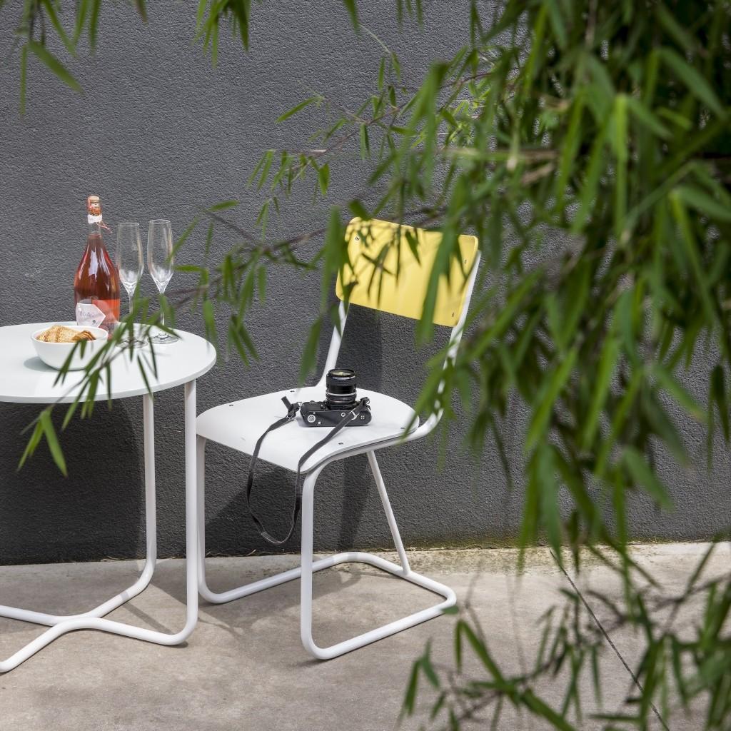Schilder je tuinstoel of tuintafel