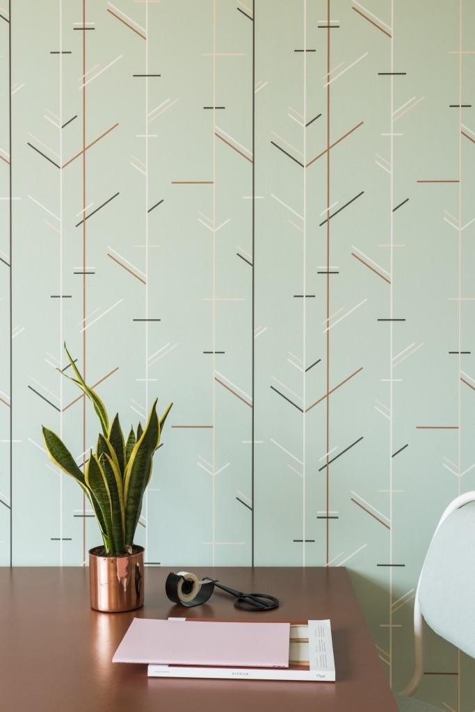 Blog we are colour 5 nieuwe woonsferen - Ongewoon behang ...
