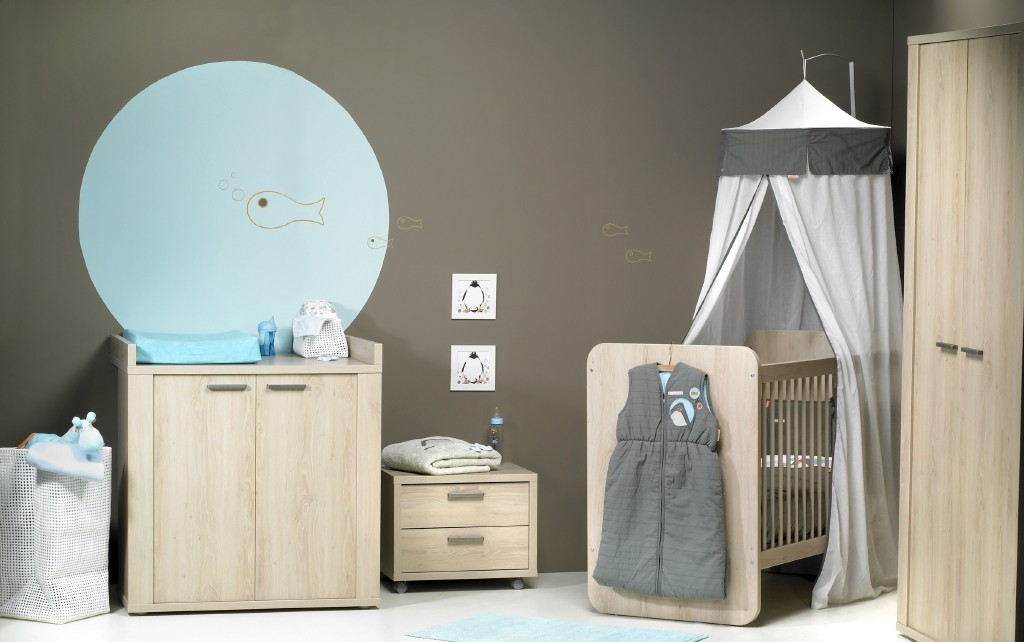 Babykamer schilderen en inrichten