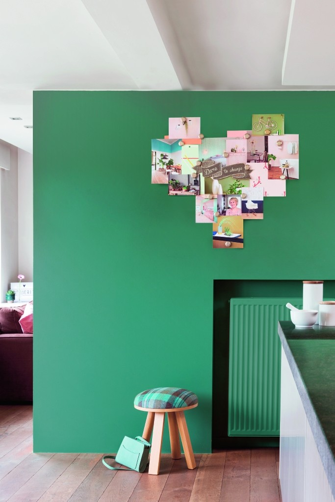 Blog - Magnetische verf in je interieur - colora.be