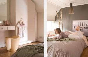 Verfkleuren kiezen: de ideale slaapkamer kleuren