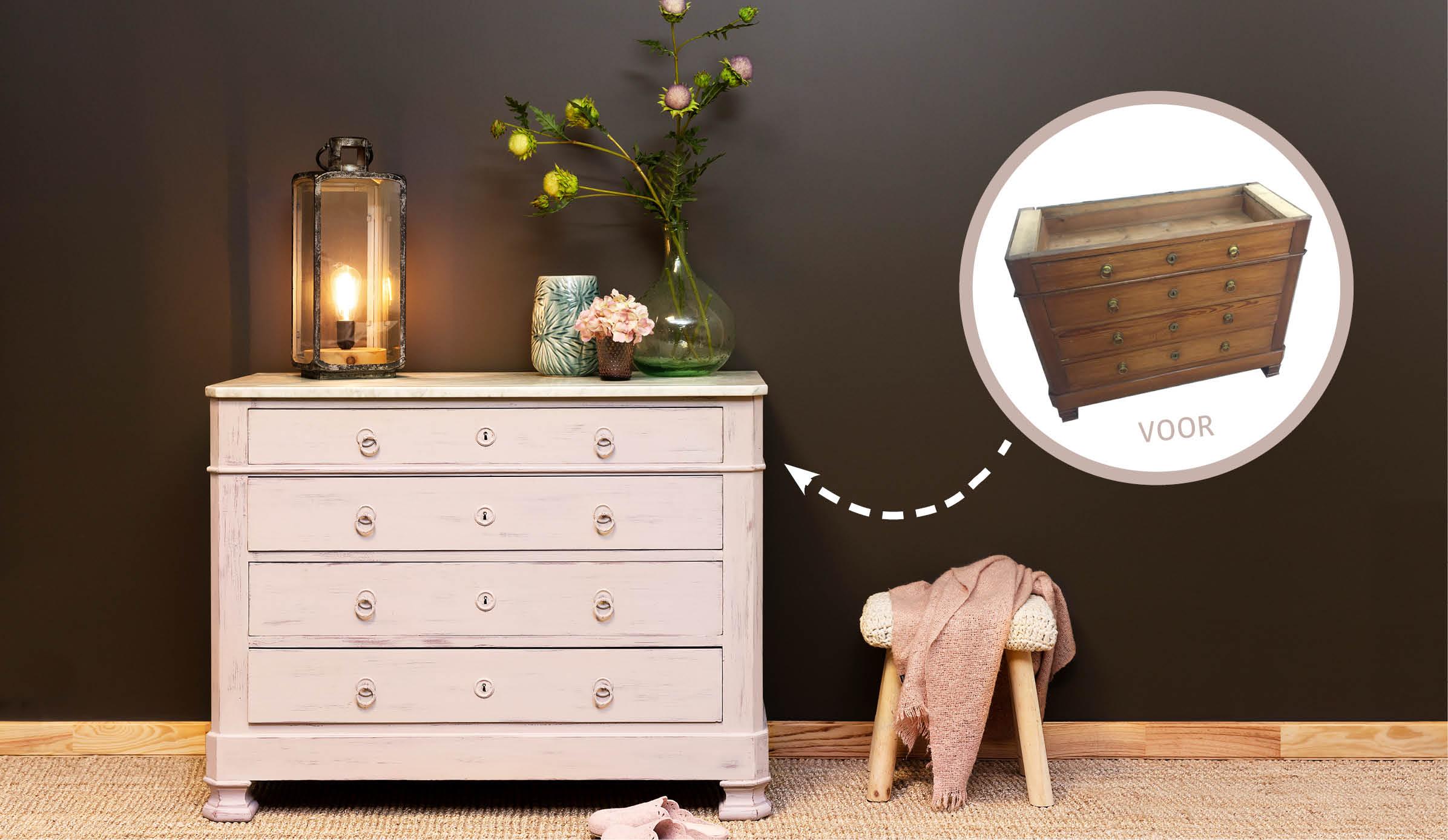 Donnez du style à votre mobilier - Rustique