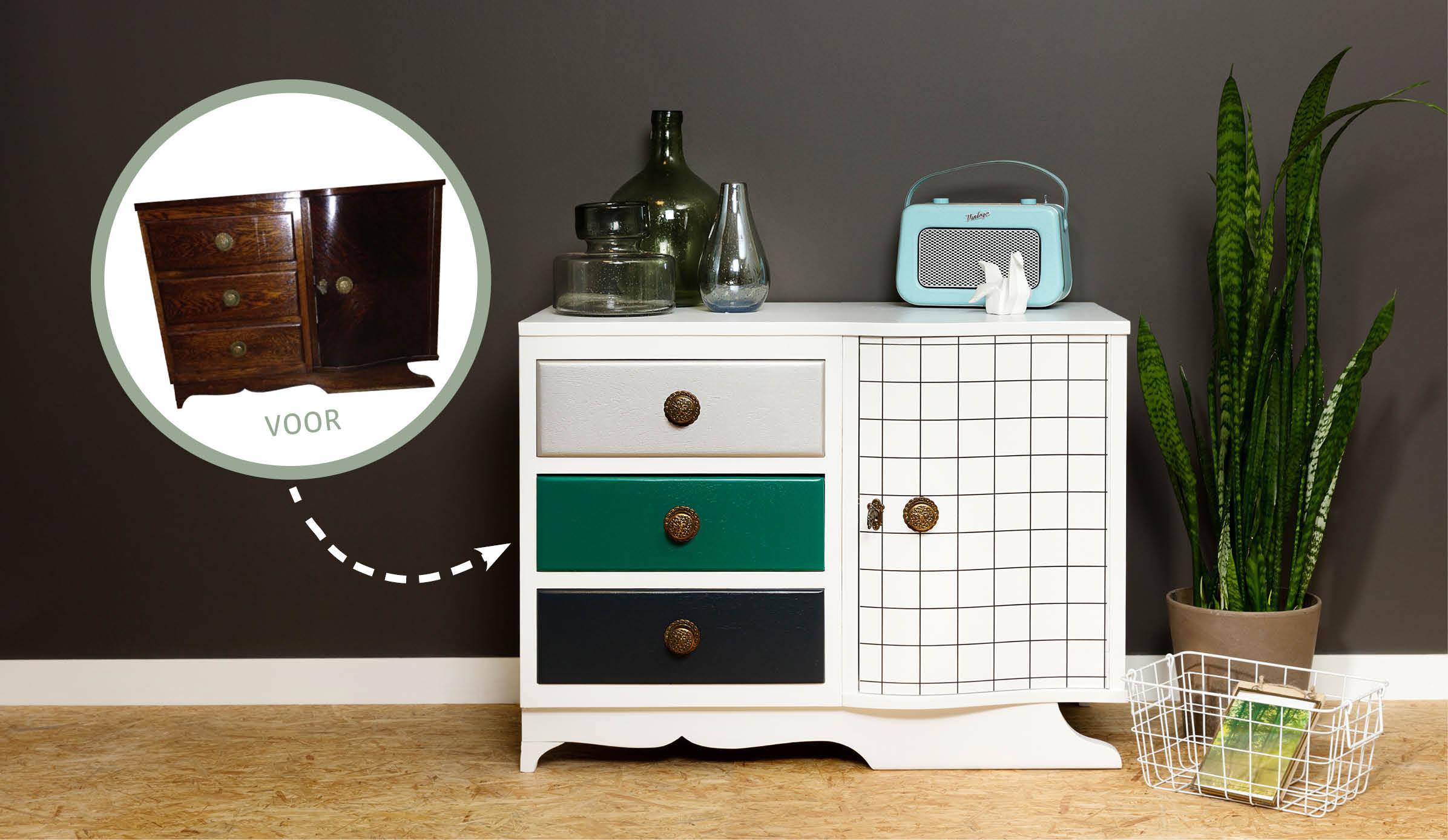 Donnez du style à votre mobilier - retro