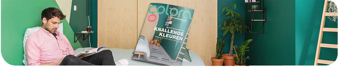 zomerwedstrijd colora magazine 2018 B&B Graaf