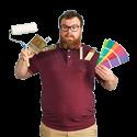 Vraag kleuradvies bij je thuis online aan op de colora website