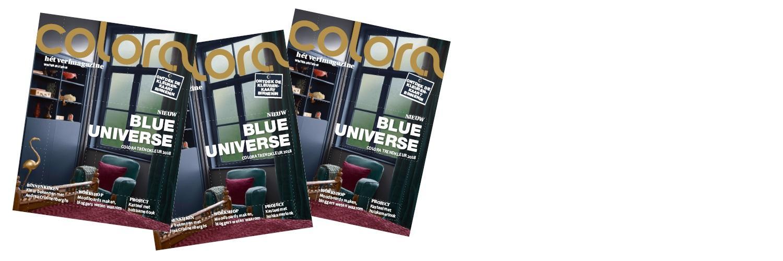 De nieuwe wintereditie 2017 van het colora verfmagazine is er!