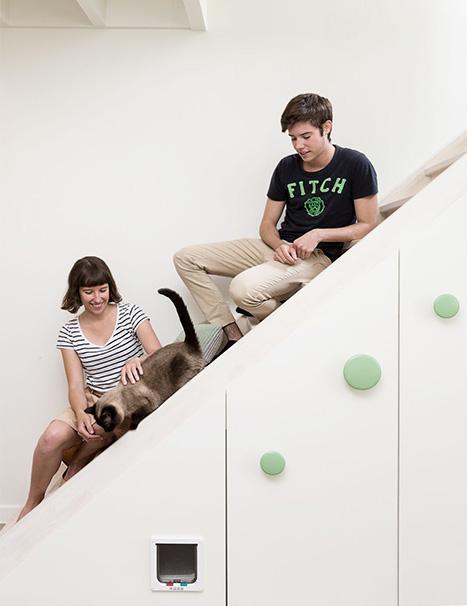 Schilder je trap met duurzame verf