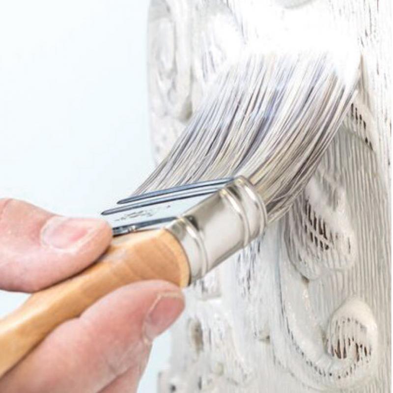Hoe Meubels Verven Met Krijtverf Colorabe