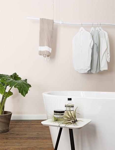 inspiratiebeelden om je badkamer te schilderen
